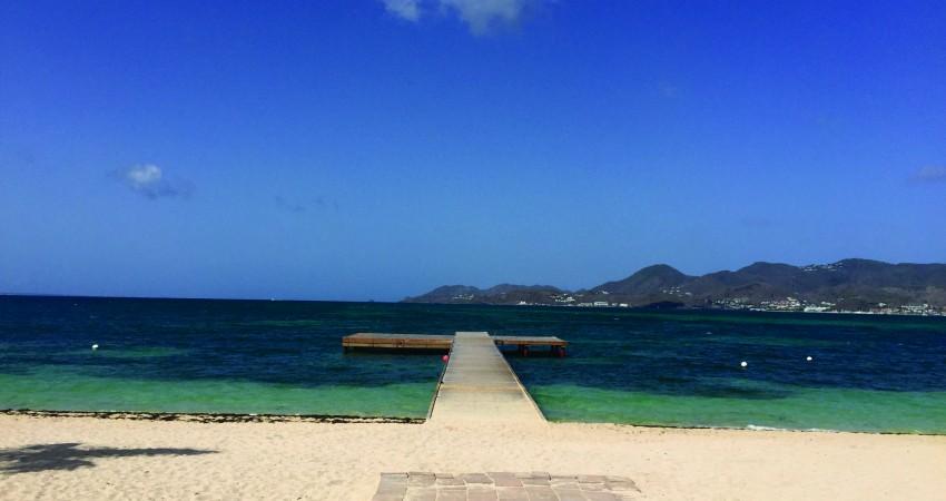 Le Sand Beach, St. Martin