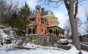 Harry Packer Mansion