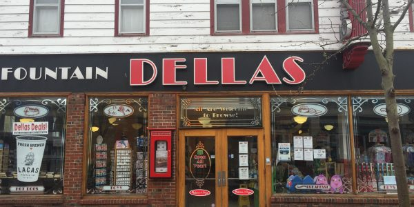 Della's 5&10 in Cape May, NJ