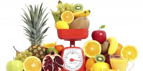 Weighing Food